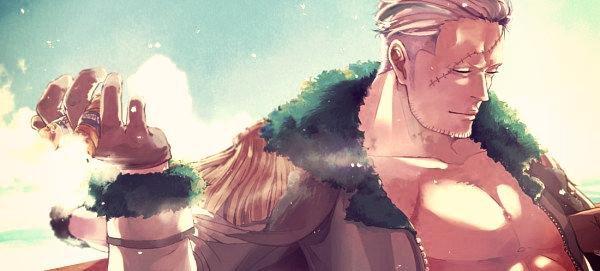 Smoker-san. * L'enfumeur ! *