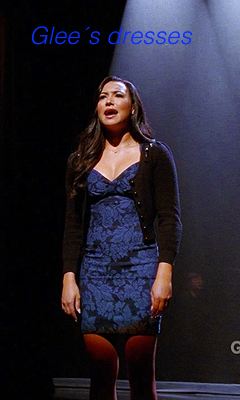 "Santana, tenue dans ""The scientist"""
