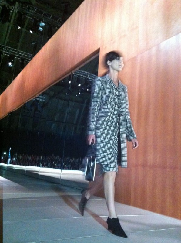 Spring 2013 Ready-to-Wear Marc Jacobs. september 2012.