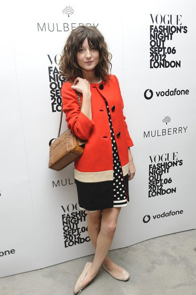 Vogue Fashion's Night Out 2012, in Association with Vodafone.