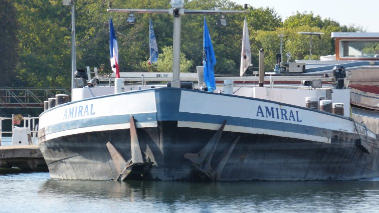 AMIRAL............CANNES ECLUSE............SEPTEMBRE  2018