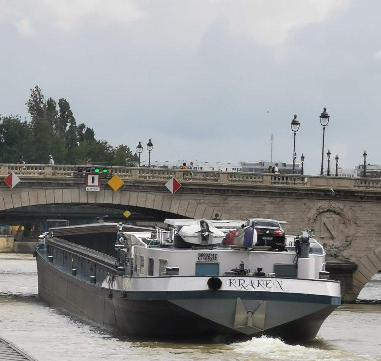 KRAKEN.....Passage de l'alterna....PARIS..........Merci JIMMY