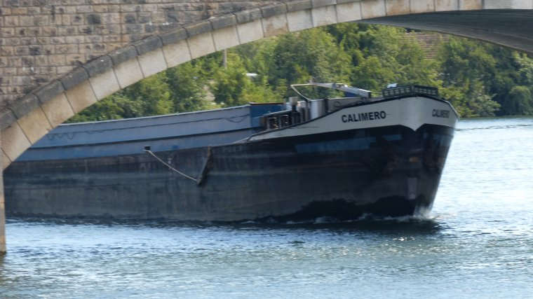 CALIMERO........de la l'Yonne à la Petite Seine....MONTEREAU......SEPTEMBRE 2020