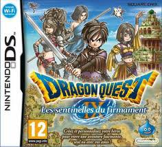 Dragon Quest 9 (Ds) 5/5