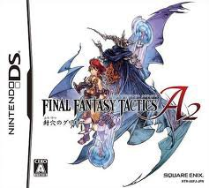 Final Fantasy Tactique A2 (Ds) 1/2