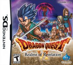 Dragon quest 6 Realms of Revelation ( Le royaume des songes)
