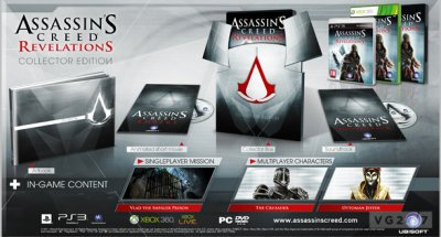 Assassin's screed : Revelations Edition Collector !