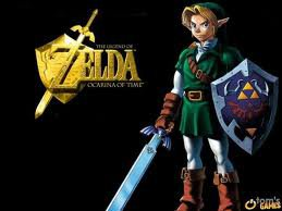 The Legend of Zelda : Ocarina of the Time