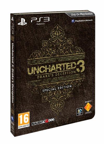Uncharted 3 : L'illusion de Drake édition spéciale