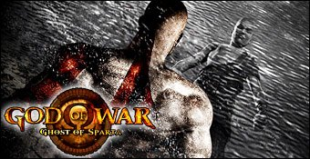 God Of War : Ghost Of Sparta !