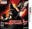 Résident Evil : The mercenaries 3D