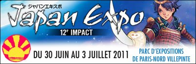 Japan Expo 2011 !!!