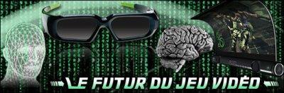 Le futur du jeux vidéo ! Avec Jeuxvidéo.com !