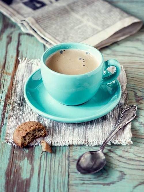 café avec mes bons ami(e)s