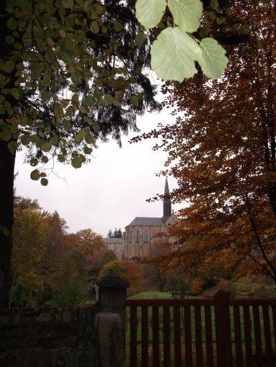 """30 Octobre 2011 """" Les Frimas"""" de Quarré les Tombes"""