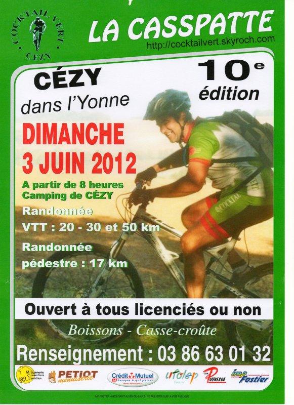 """13 Mai 2012 Préparation de """"La Casspatte """""""