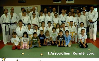 association karate jura