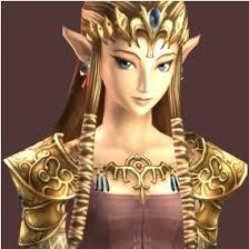 La Princesse Zelda