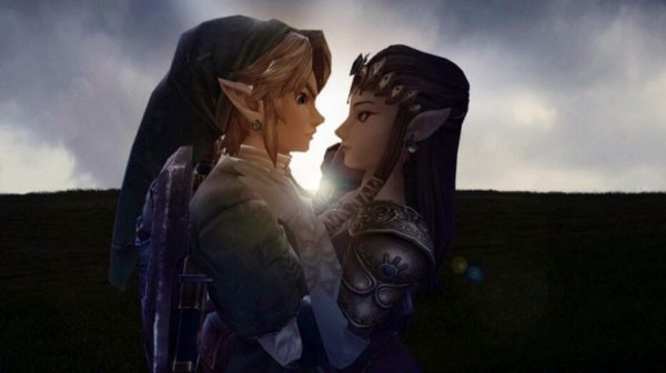 Le couple Zelda x Link ;)
