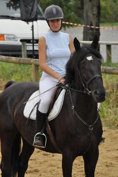 «Etre heureux à cheval, c'est être entre terre et ciel, à une hauteur qui n'existe pas.» Jérôme Garcin