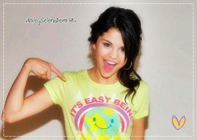 Selena Kayleigh Marie Gomez