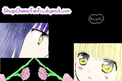 Chapitre 4 :: Nagihiko et Rima , Rapprochement ! Kûkai et Ange , un jeu ??! ► ShugoChara-FanFic