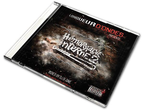 L'association Longueur D'ondes présente Hémorragie Interne Vol.2 la Net-Tape!!!