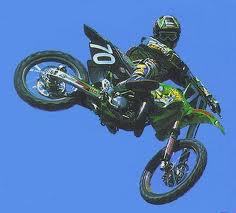 moto cross freestyle