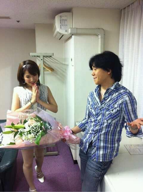SasuSaku - Noriaki Sugiyama et Chie Nakamura
