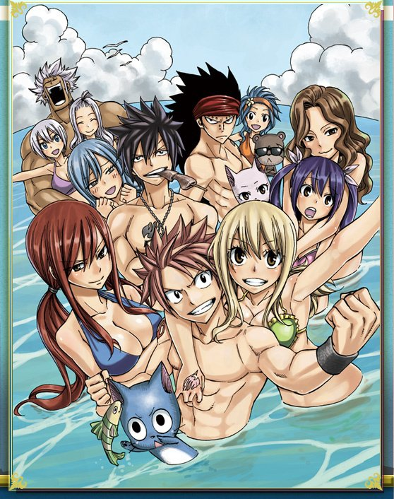 Fairy Tail - Nouvel OAD 4