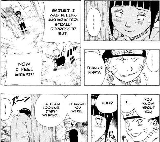 """Kushina/Naruto et """"Les filles bizzares"""""""