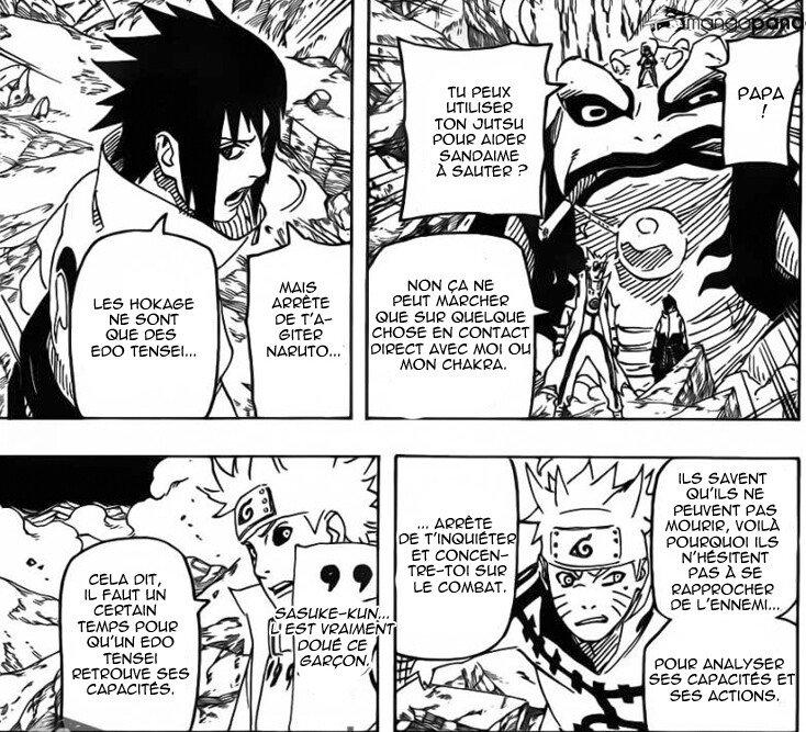 Naruto scan 639 - analyse...