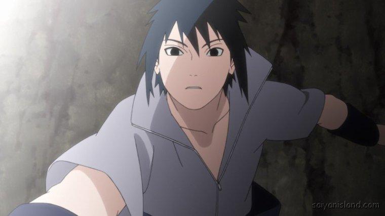Naruto Storm Revolution - Itachi Bonus Sunny Side up