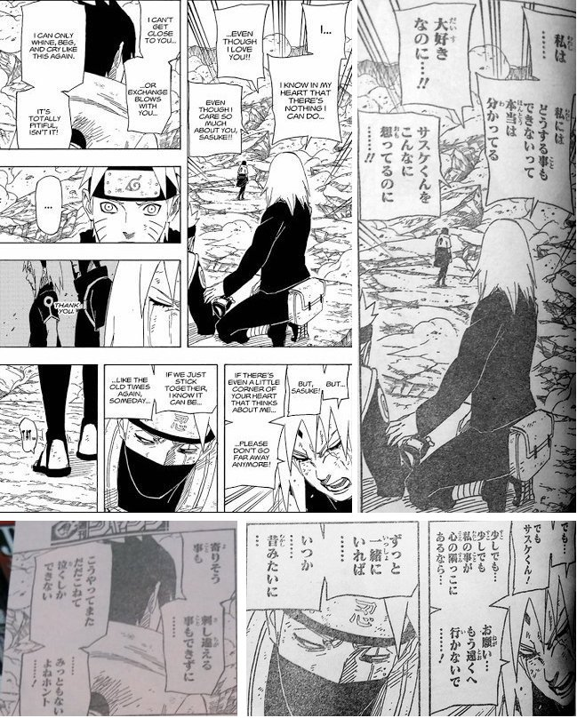 Naruto 693 - TRADUCTION OFFICIELLE de Viz