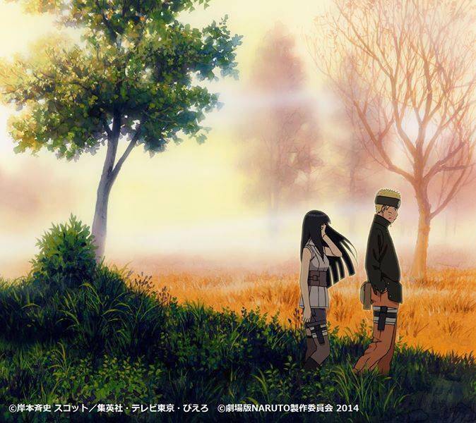 Naruhina cover OST - The Last
