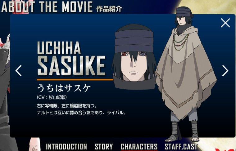 Naruto Movie 10 - The Last CharacterS