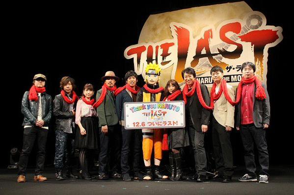 The Last Naruto the Movie - !! SPOILS !!