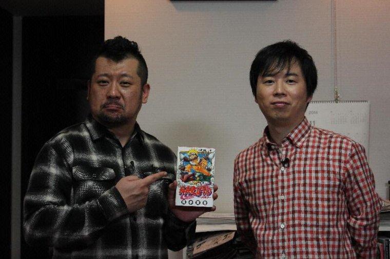 Interview Masashi Kishimoto le 13 décembre