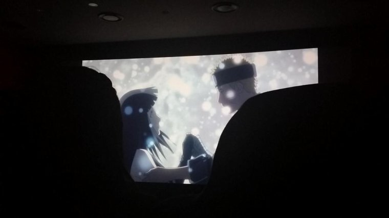 The Last Naruto the Movie - NARUHINA KISS !!!!!!!!! WOOOOOOOOOOOH