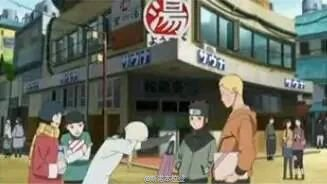 The Last Naruto the Movie - Spoils