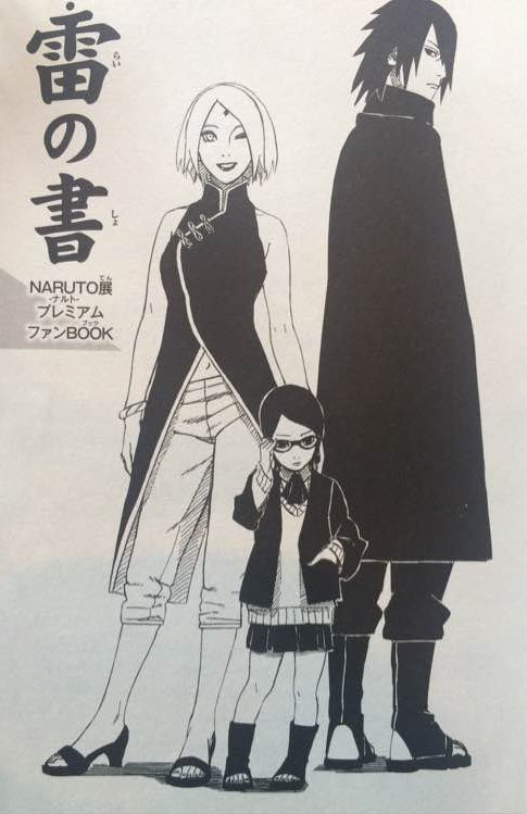 SasuSaku family - Traduction Book