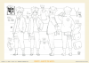 Boruto Movie - Boruto model sheet