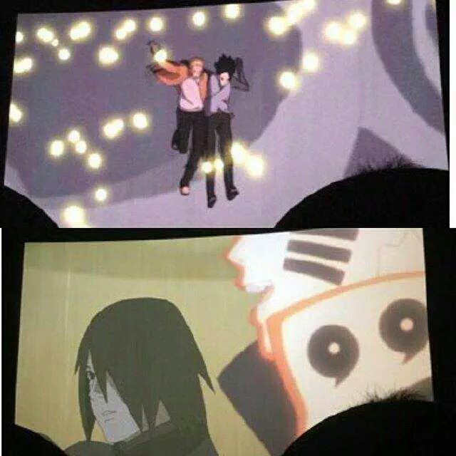 BORUTO MOVIE - SPOILS