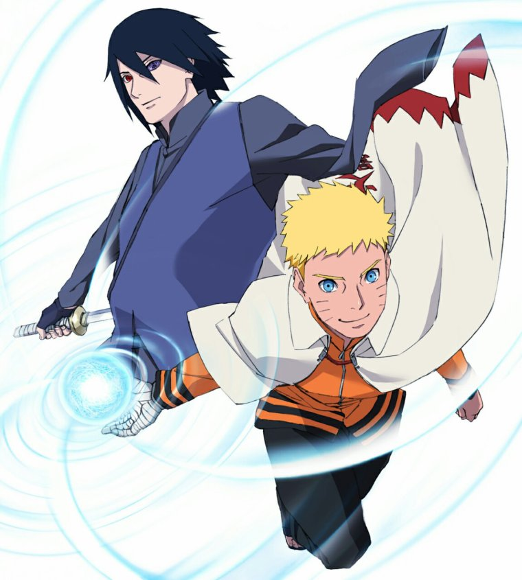 Boruto Movie - Arts Officiels