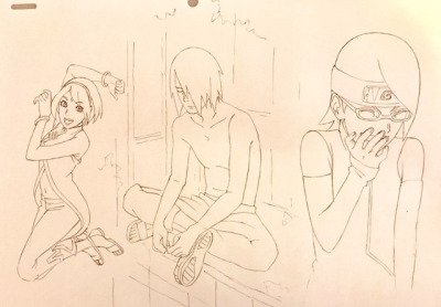 Sasusaku by Studio Pierrot 😉