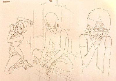 Sasusaku by Studio Pierrot 😉