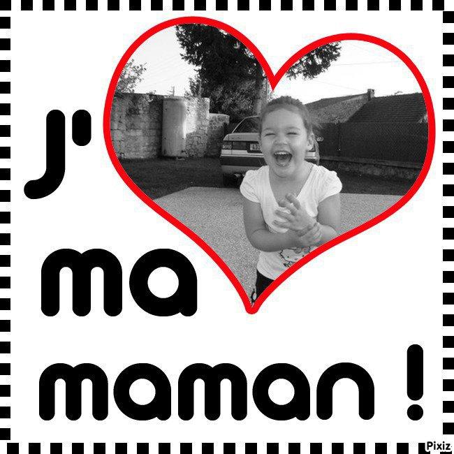 Maman & Célia ♥