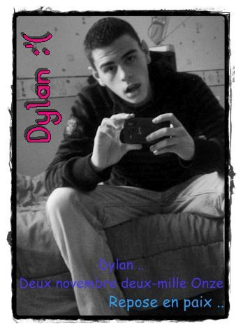 Dylan :'( ♥