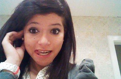 Le sourire peut-être parfois trompeuse ! ♥