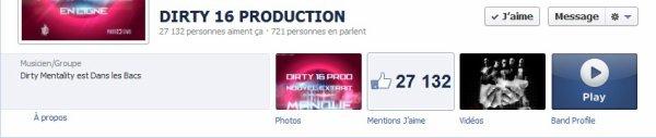 Suivez Notre Actu Sur Notre Page Officiel sur Facebook